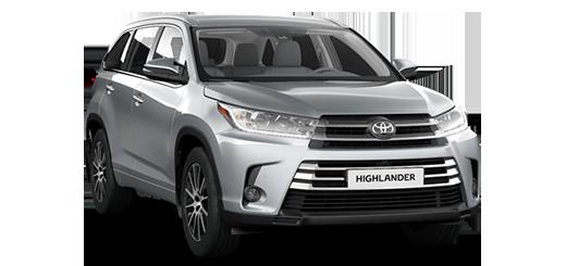 Руководство для владельца Toyota Highlander